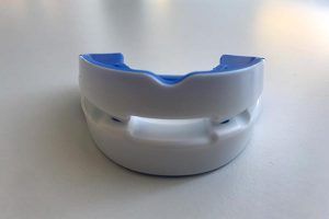 Mandibular advancement device (MAD)