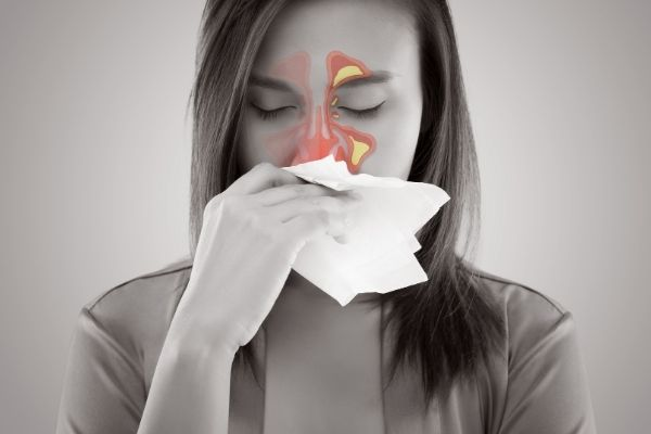 Sinus problems